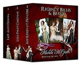 Regency Belles & Beaux by [McGrath, Michele]