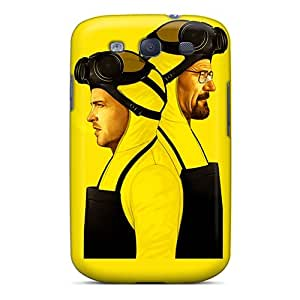Samsung Galaxy S3 IRZ13389pXXf Unique Design Beautiful Breaking Bad Pattern Shock-Absorbing Hard Cell-phone Case -AlissaDubois
