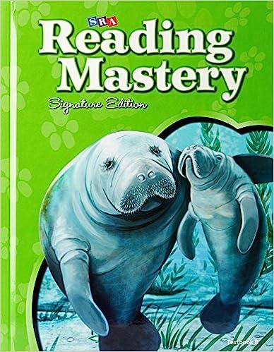 reading mastery reading literature strand grade 3 textbook b reading mastery level vi