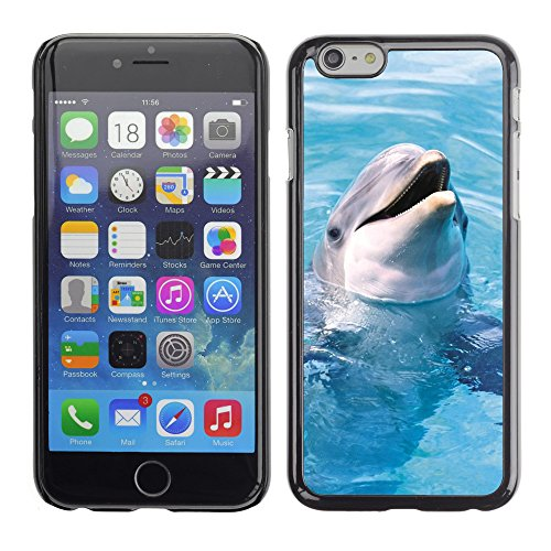 """Premio Sottile Slim Cassa Custodia Case Cover Shell // V00003250 Dolphin hD // Apple iPhone 6 6S 6G 4.7"""""""