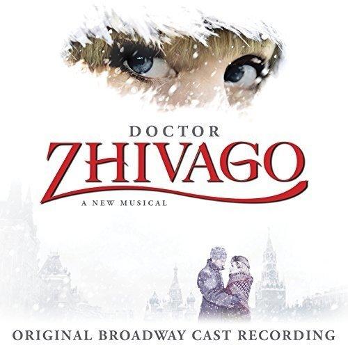 Price comparison product image Doctor Zhivago (Original Broadway Cast Recording)