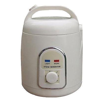 hukoer portátil Sauna Generador Pot máquina Personal vaporizador Sauna evaporador Explosion Spa ducha para casa –