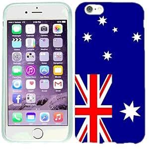 For Apple iPhone 6 Plus Australian Flag Case Cover