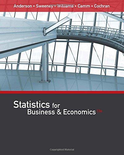 Statistics F/Business+Economics W/Code
