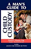 A Man's Guide to Child Custody, David T. Pisarra, 0983163510