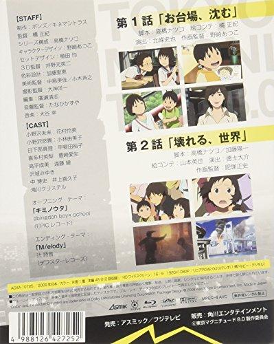 Tokyo Magnitude 8.0 Vol.1 [Blu-ray]