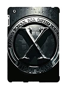 Quality Trolleyscribe Case Cover With Xmen First Class Nice Appearance Compatible With Ipad 2/3/4()