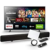 Element 65-Inch Fire TV Edition TV with Sound Bar and Digital Antenna