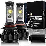 (US) NINEO 9005 LED Headlight Bulbs, HB3 CREE XPL Chips, Cool White Conversion Kit 6000K 7,200Lm