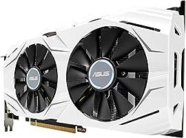 ASUS DUAL-GTX1070-O8G - Tarjeta gráfica (Dual, NVIDIA GeForce GTX ...