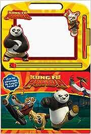 Kung Fu Panda. Pizarra mágica Dreamworks. Kung Fu Panda: Amazon.es ...