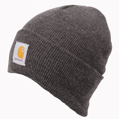 d49a6b8b4ce Image Unavailable. Image not available for. Colour  Carhartt Acrylic Watch  Beanie - Coal Heather