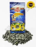 Premium Roasted Sunflower Seeds by Mr.Martin (Ot Martina) salted 200G Pack of 2