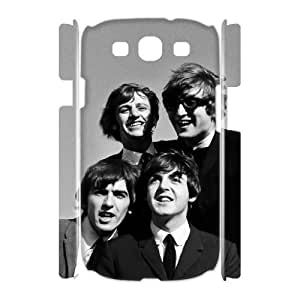 D-PAFD The Beatles Customized Hard 3D Case For Samsung Galaxy S3 I9300