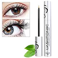 Essy Beauty Professional Eyelash Growth Serum for longer and healthier eyelashes eyebrow serum(5 ML)
