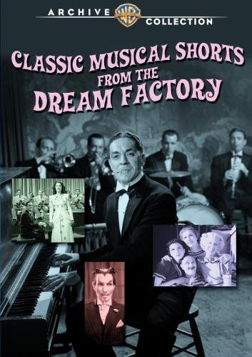 (Classic Musical Shorts from the Dream Factory (4-Disc Set))