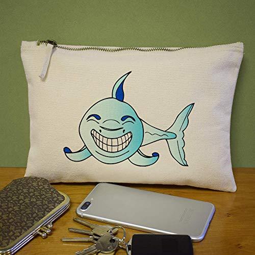 cl00004183 Accessori pochette per 'Azaeda' Shark custodia pochette sorridente rqRv0