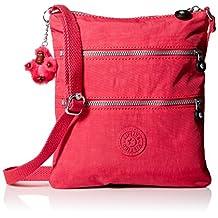 Kipling Keiko Messenger Bag, Vibrant Pink, One Size