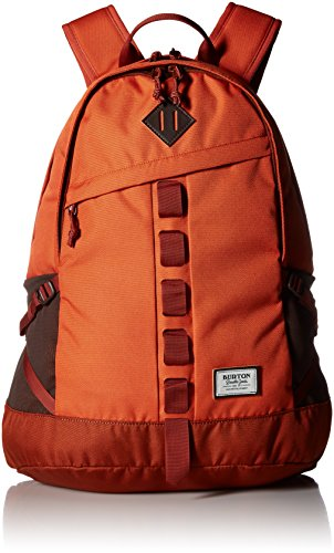 (Burton Shackford Backpack, Rust, One Size)