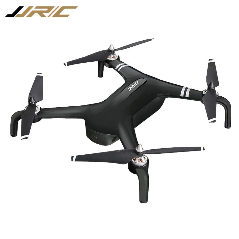 Cywulin RC Quadcopter Drone 1080P HD 5G WiFi FPV 120° Wide-Angle Camera Live Video, Brushless Motor, GPS Return Home, Follow Me, Long Control Range, Altitude Hold, Intelligent Modular Battery (Black)