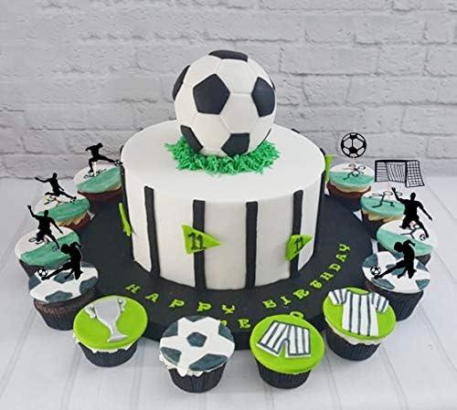 Amazon.com: JeVenis - Juego de 24 adornos para cupcakes de ...