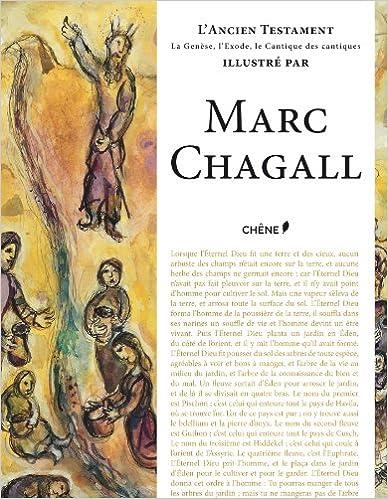 Livre gratuits L'Ancien Testament illustré par Marc Chagall epub pdf
