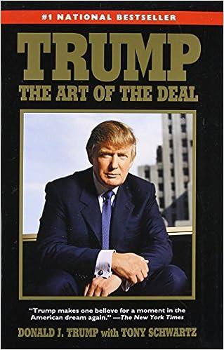 Trump the art of the deal donald j trump tony schwartz trump the art of the deal donald j trump tony schwartz 9780399594496 amazon books fandeluxe Choice Image
