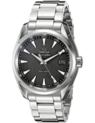 Omega Seamaster Aqua Terra Grey Dial Mens Watch 231.10.39.60.06.001