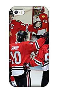 4643292K759278002 chicago blackhawks (111) NHL Sports & Colleges fashionable iPhone 5/5s cases