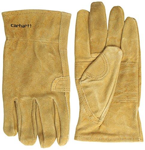 Carhartt Mens Leather Fencer Glove