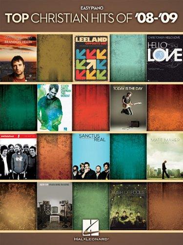 Download Top Christian Hits Of '08-'09 (Easy Piano) pdf epub