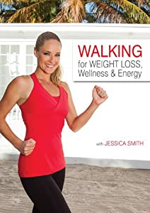 Walking for Weight Loss, Wellness & Energy DVD by In Wellness Systems LLC