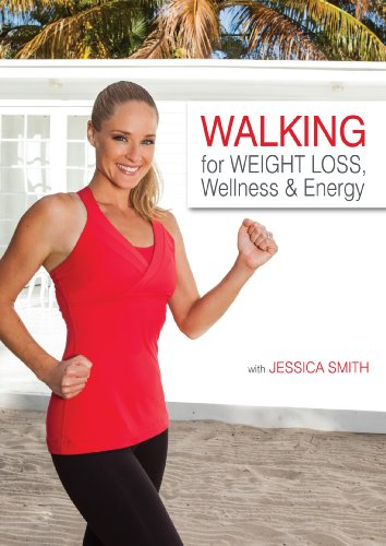 Walking for Weight Loss, Wellness & Energy DVD