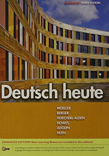 Deutsch Heute:Intro.German,Enhanced(Ll)