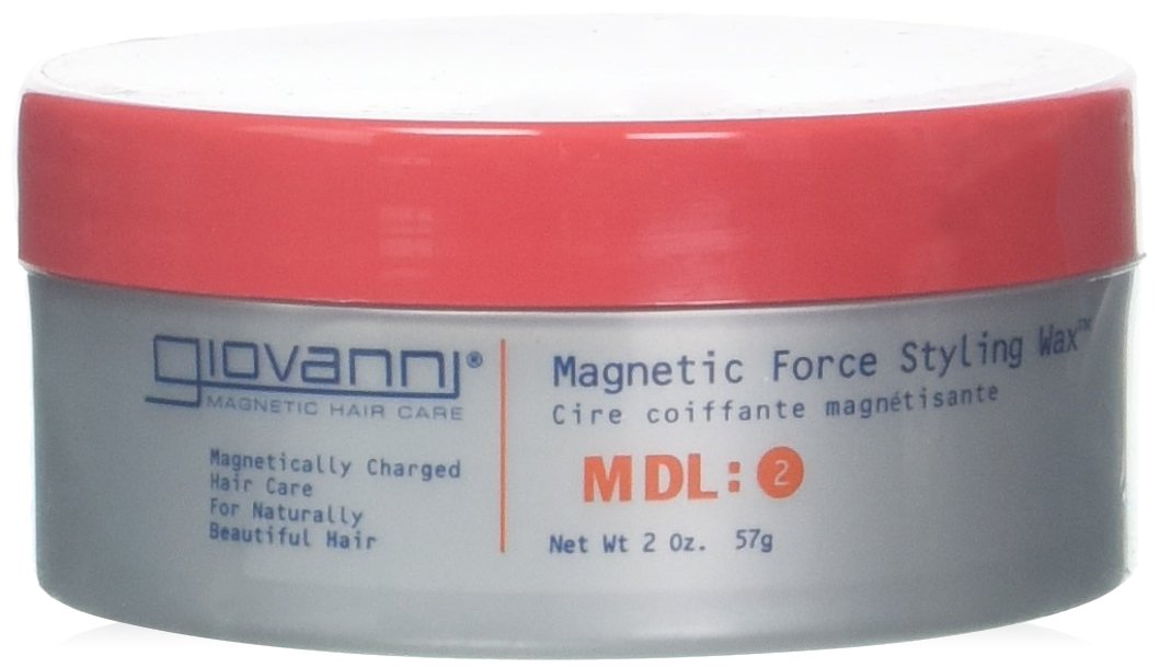 GIOVANNI- Magnetic Force Styling Wax (2 Ounce) 57670-BA