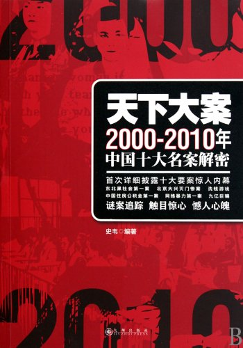 Big Cases: Decoding Ten Important Cases in China between 2000 and 2010 (Chinese Edition) ebook