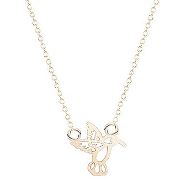 Amazon silver sparrow necklace silver bird necklace sterling silver sparrow necklace silver bird necklace sterling silver chain tiny sparrow pendant aloadofball Images