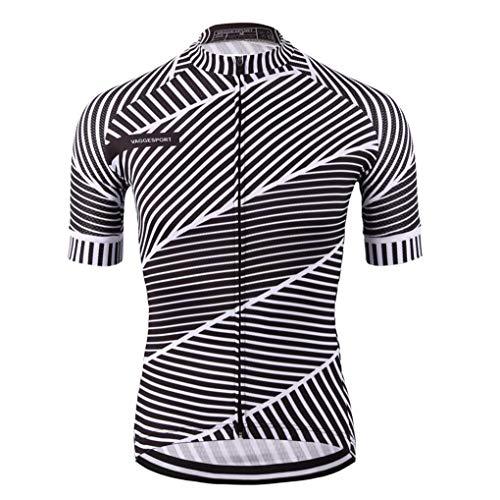Men's Pro Team Cycling Jersey Road Original Bike Bicycle Clothes Sport Cycling Shirts - Original Cycling Jersey