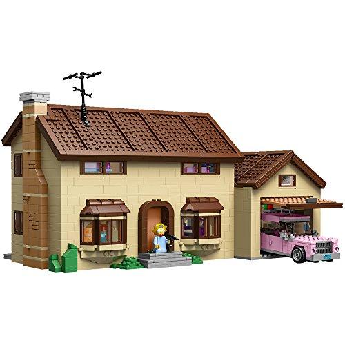 Lego 71006 la casa de los simpsons comprar juguetes - Casa de los juguetes ...
