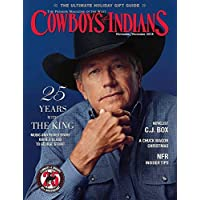 Cowboys & Indians Magazine 1 year 8 issues