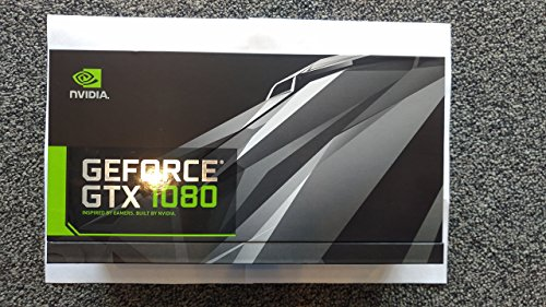 NVIDIA GEFORCE GTX 1080 FOUNDERS EDITION ()