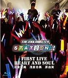 Manami Numakura.Yumi Hara.Azumi Asakura - Idolm@Ster Station!!! First Live 'Heart And Soul' [Japan BD] COXC-1050