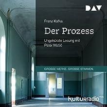 Der Prozess Hörbuch von Franz Kafka Gesprochen von: Peter Matic