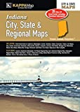 Indiana City, State, & Regional Maps