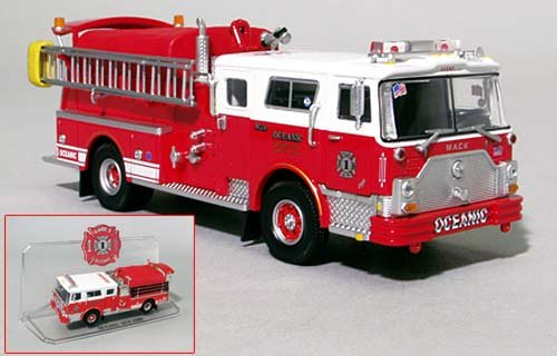 code 3 collectibles fire trucks - 4