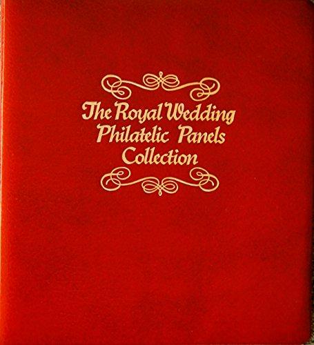 The Royal Wedding Philatelic Panels