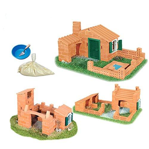 suministramos lo mejor VIDOO VIDOO VIDOO DIY Modelo Edificio Castillo Ladrillos Construcción Edificio A Casa Jugara Juguete  venta con descuento