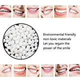 Tooth Filling Thermal Beads for Temporary Tooth Fix the Missing Teeth and Broken Tooth For You Snap on Instant and Confidence Smile