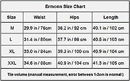 Ermonn Women\'s Casual Adjustable Denim Bib Overalls Jeans Plus Size