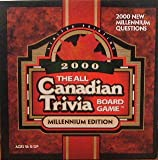 The All Canadian Trivia Board Game - Millenium Edition